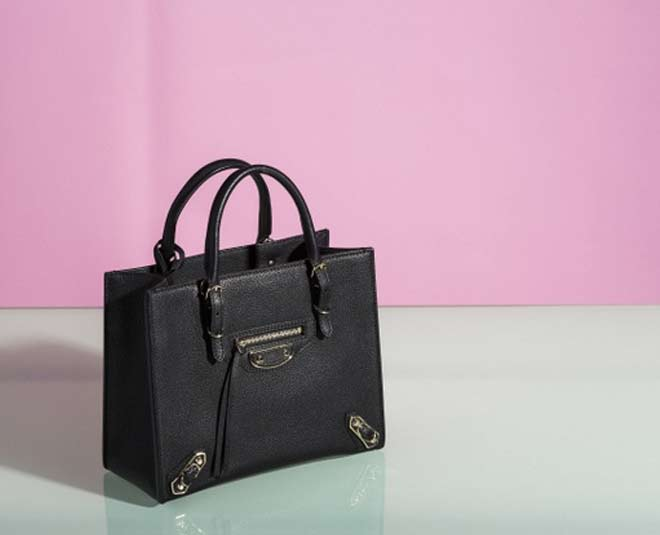 leather hand bag MAIN