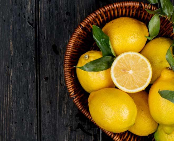 lemon for vaginal smell