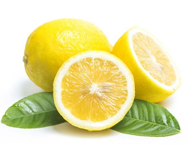 lemon use itching