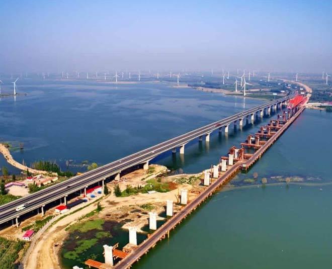 longest bridge in india know