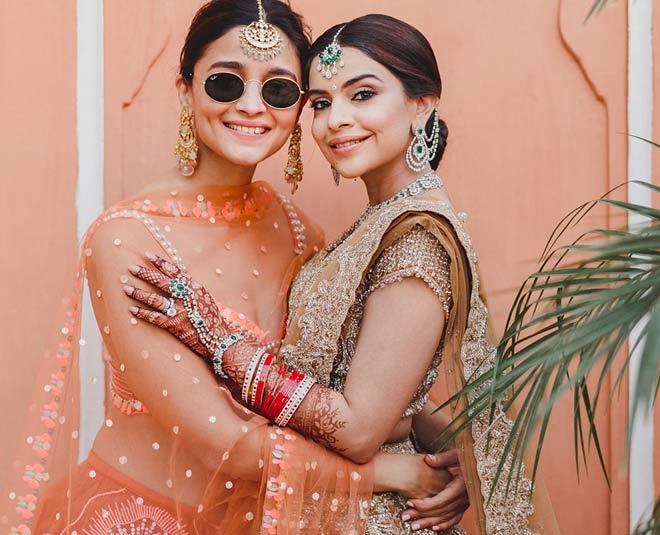 look beautiful in best friend's wedding main
