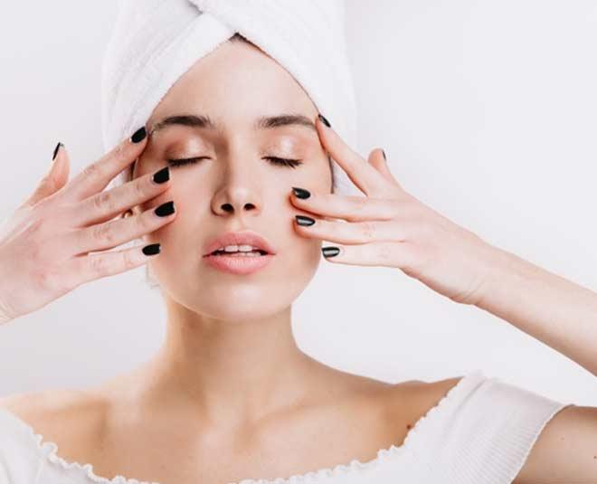 main face massage care tips www.worldcreativities.com