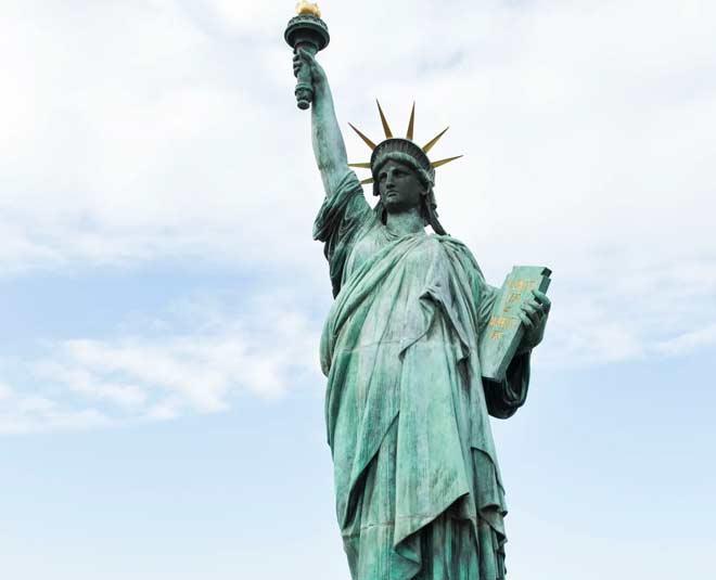 main statue of liberty