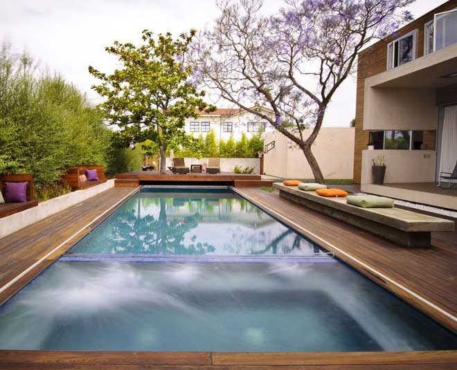 maintaining your swimming pool  m