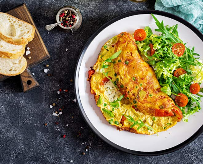 omelette breakfast health benefits