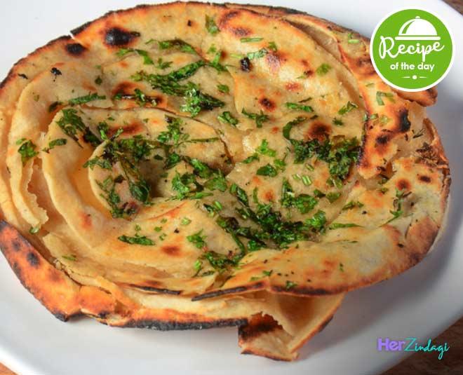 onion paratha easy recipe