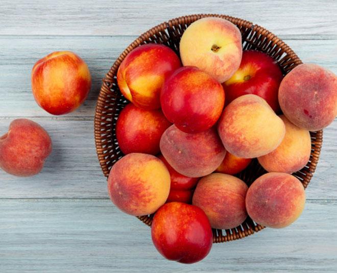peaches health benefits