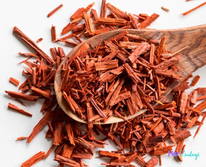 red sandalwood for skin m
