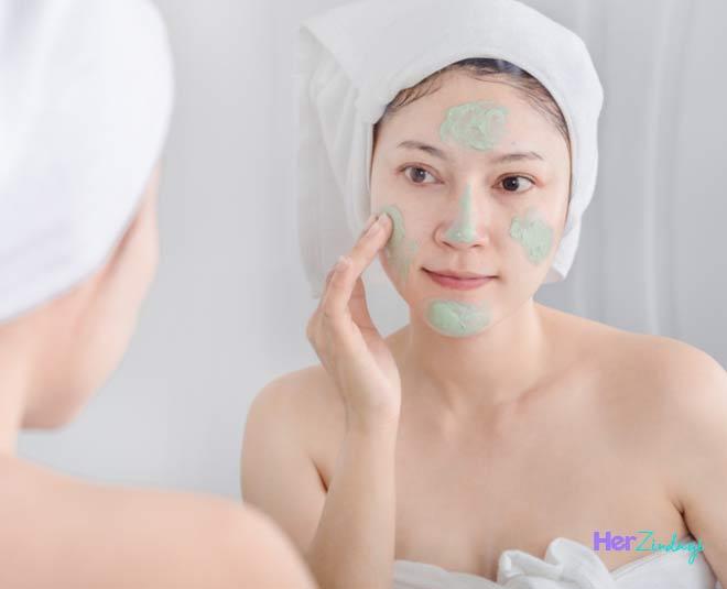rubber mask for skin hydration korean