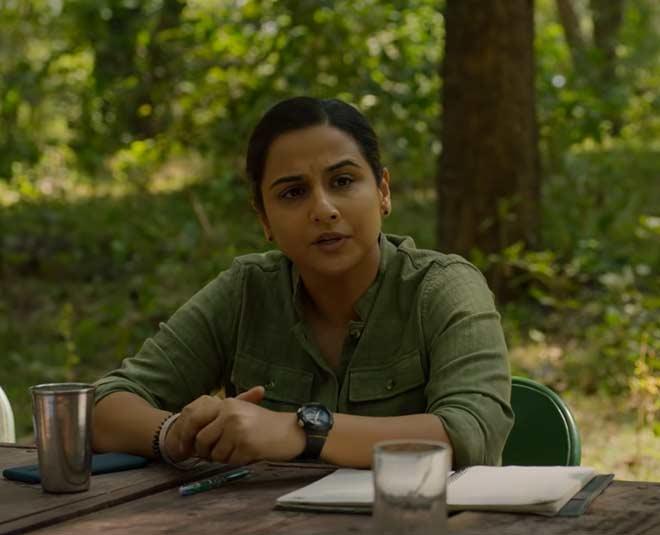 sherni movie vidya balan charactermain