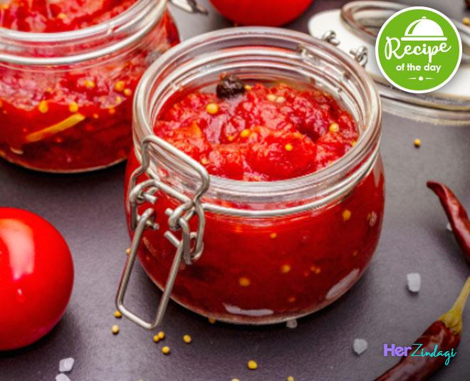 tips to make tomato chutney Main