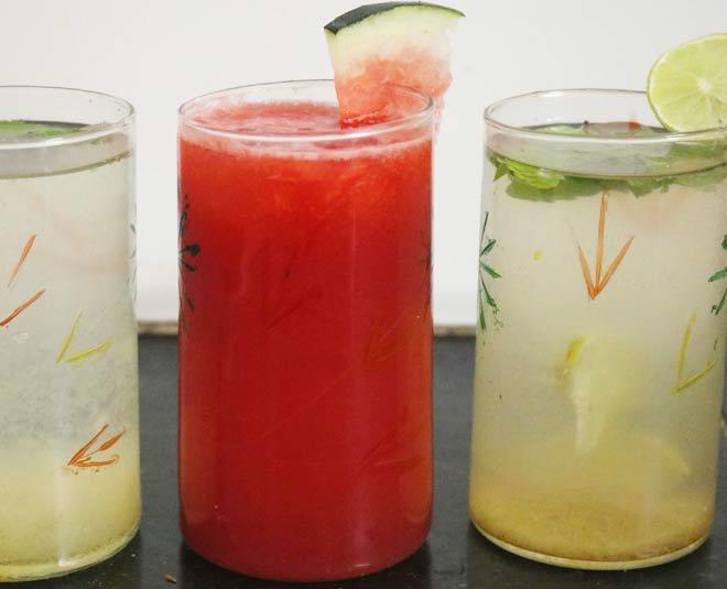 types of nimbu masala watermelon shikanji recipe