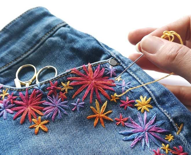 upcycling old jeans m