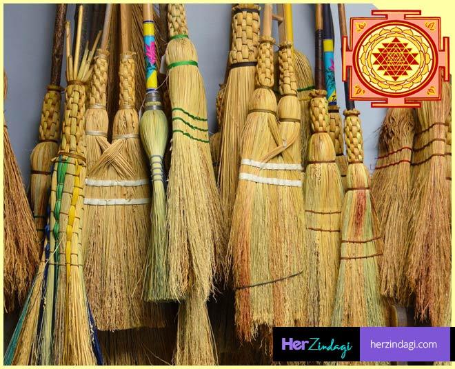 vastu tips for broom m