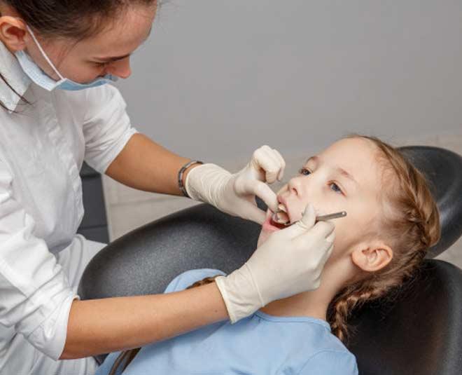 visit dentist for teeth