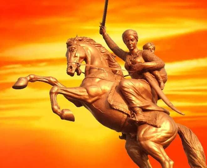 warrior women of india m