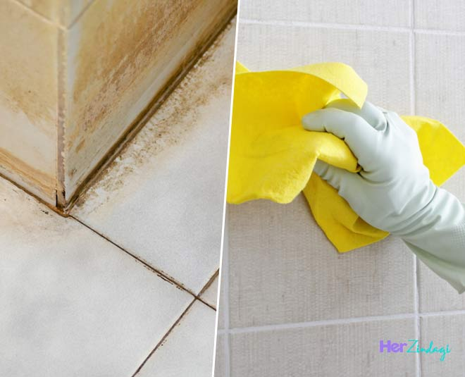 water stains from bathroom tiles main