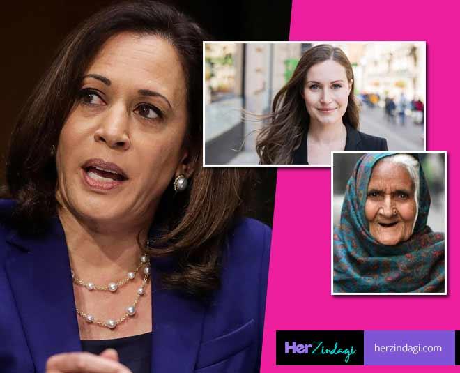 women leaderss m