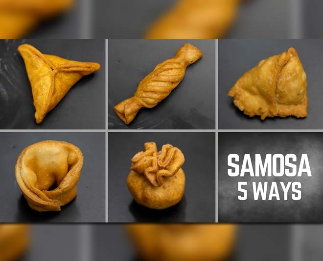 types of samosa main