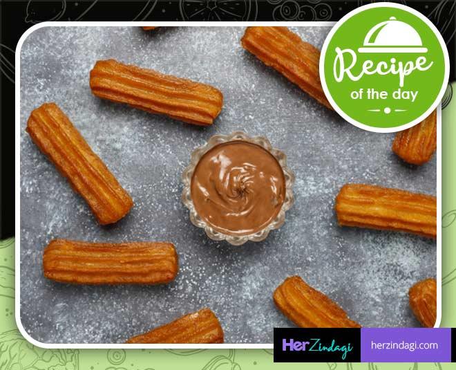 Cinnamon Sugar Sticks Easy Recipe