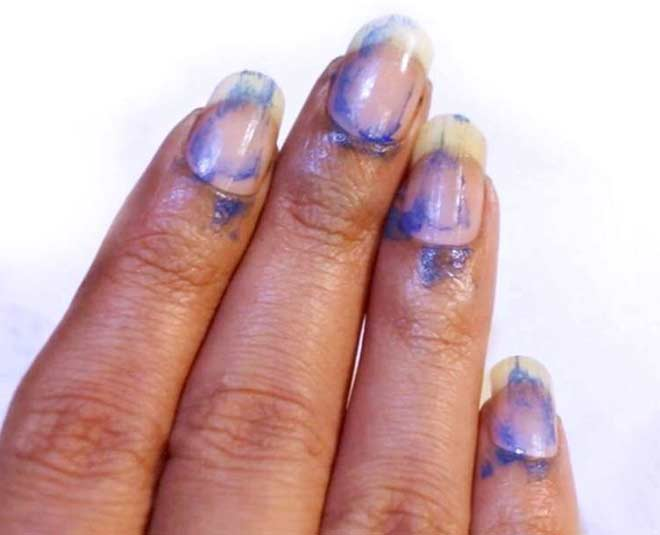 Easy Remedies To Take Off Holi Colours From Nailss