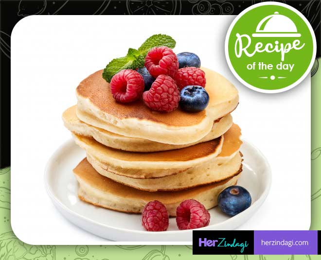 Ingredient Pancake Recipe