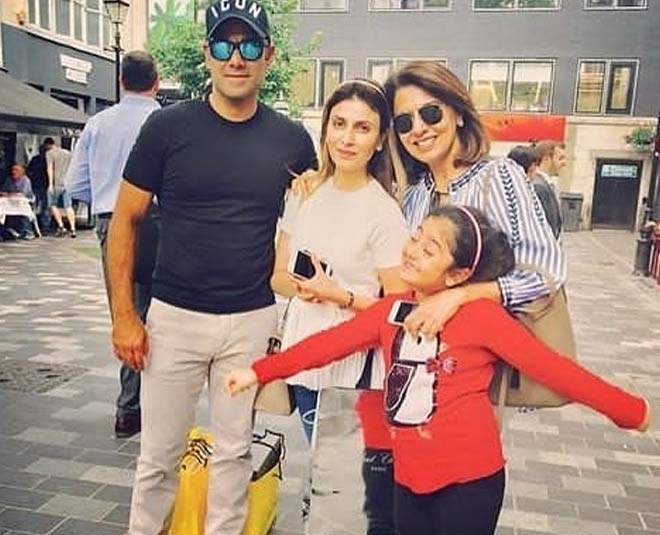 Neetu Kapoor And Her Son In Law Are Best Friends