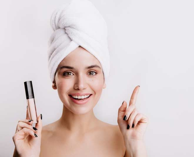 Right  Concealer  Shade  According  To  Your  Skin  Tone