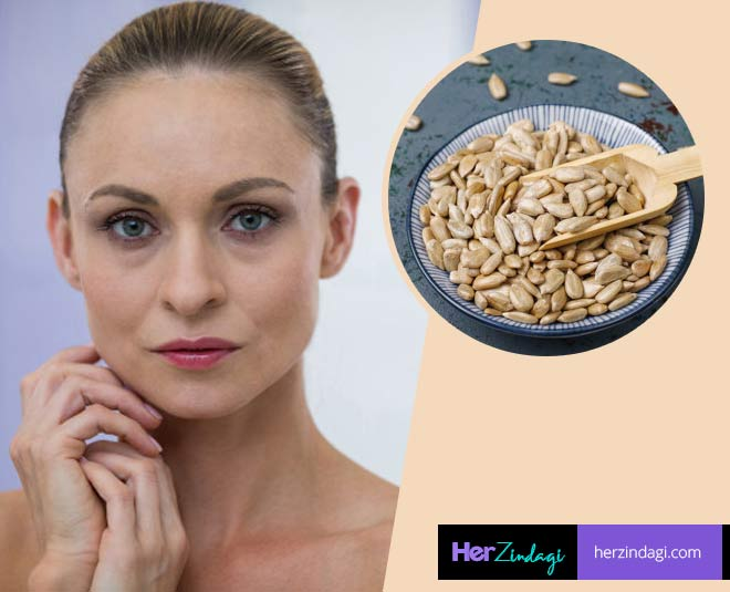 Sesame Seeds Anti Ageing Face Mask