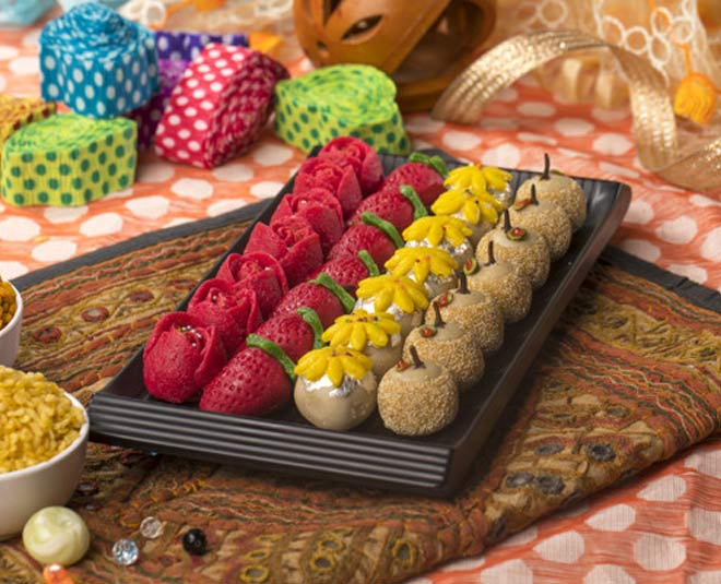 Suggested Sweets & Dishes For Holi