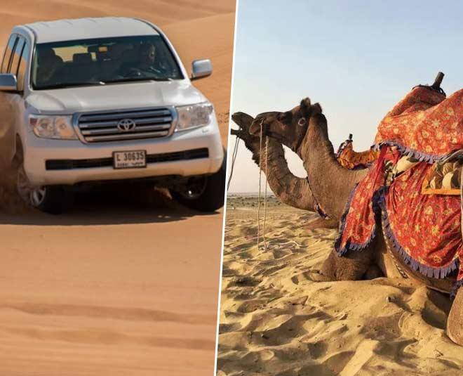 adventure activities in jaisalmer