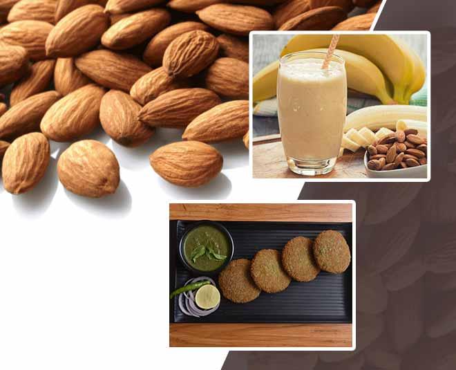 almond recipes main