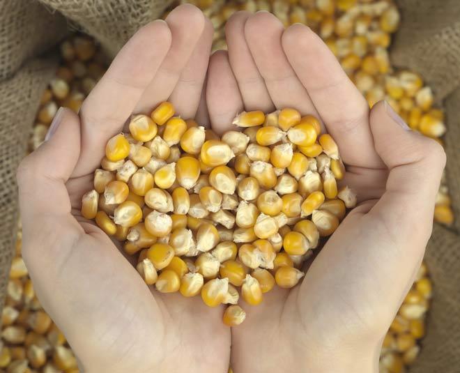best benefits of including corn in diet