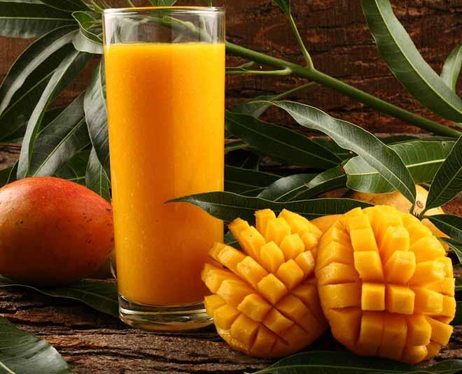 best recipe of mango drink
