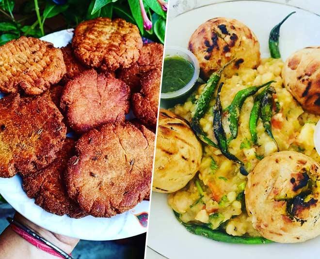 bihari food places in delhi m