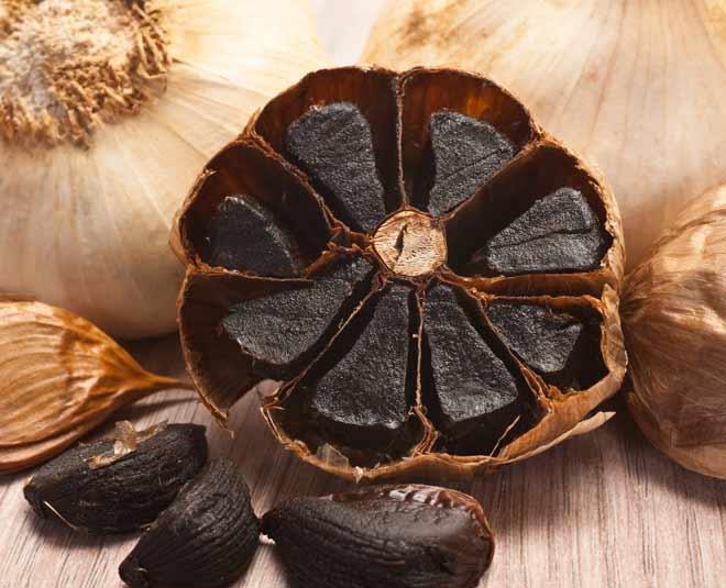 black garlic m