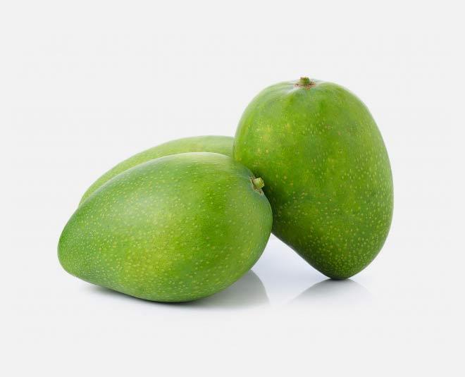 cancer raw mangoes