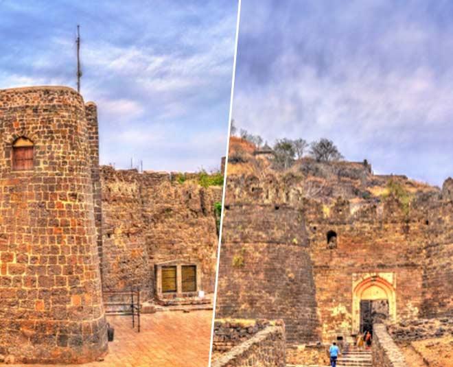 daulatabad fort history know