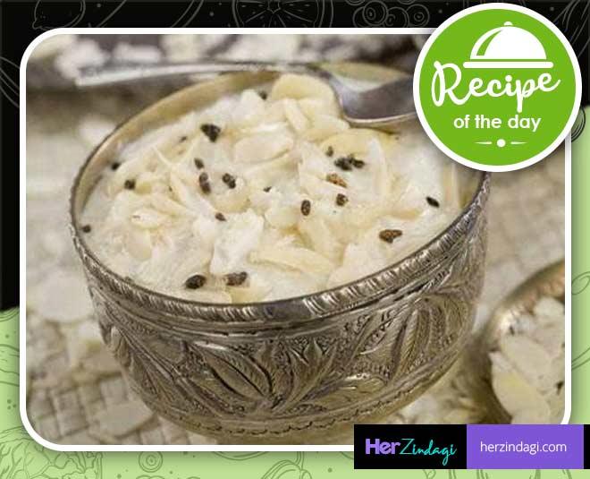 easy garlic kheer recipe