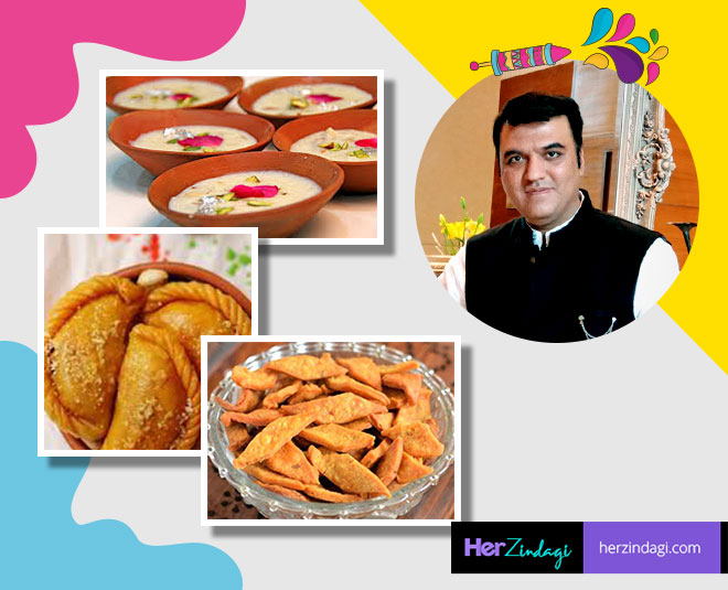 expert holi recipes