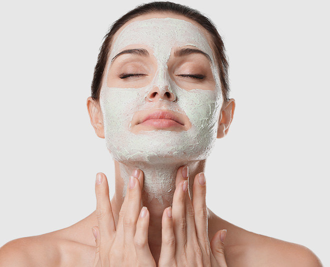face mask and face scrub m