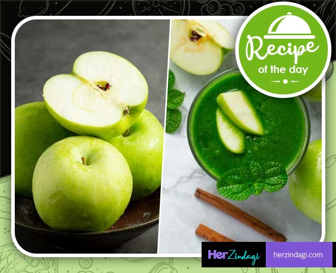 green apple recipes healthy