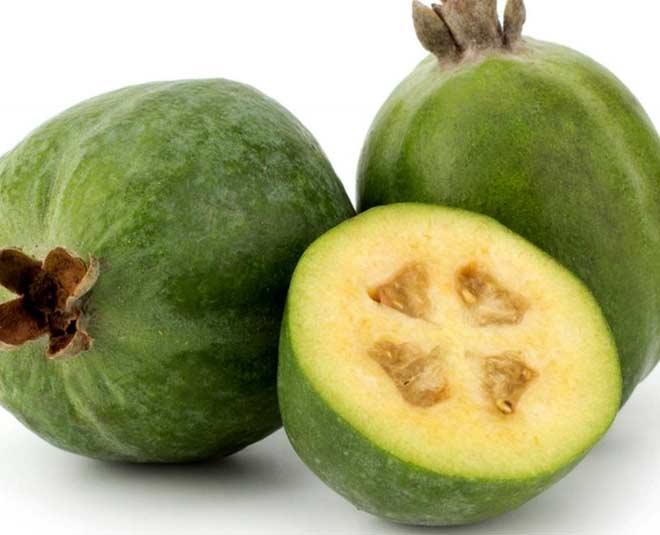 health benefits of feiojam
