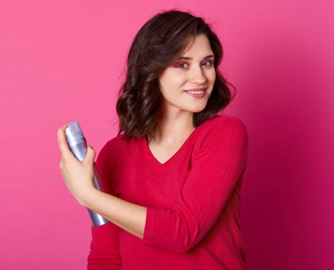 household problems that a hairspray can solve tips