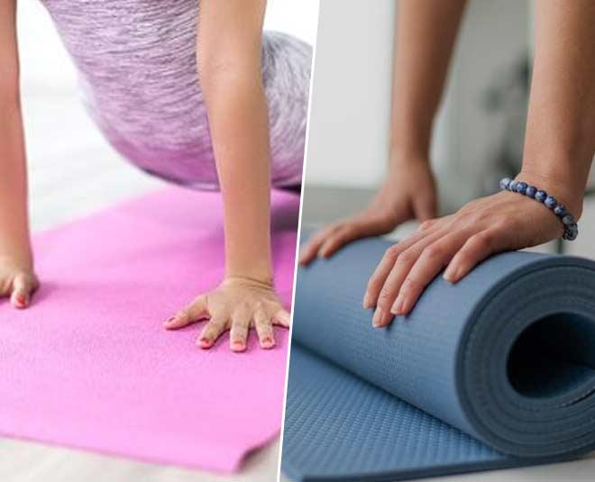 how to avoid slipping on yoga mat tips