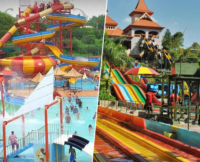 know best amusement parks in India