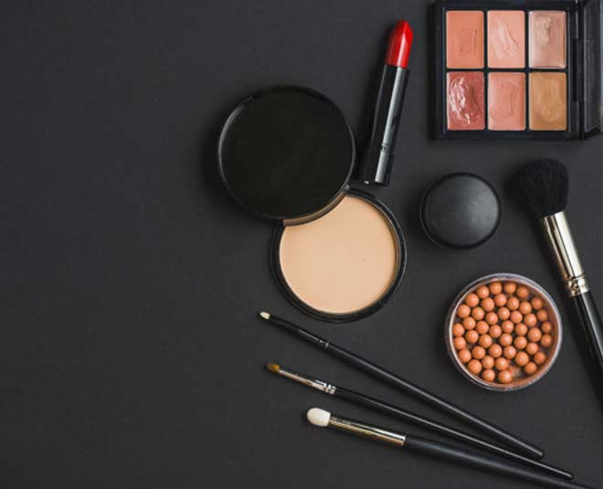 makeup products list