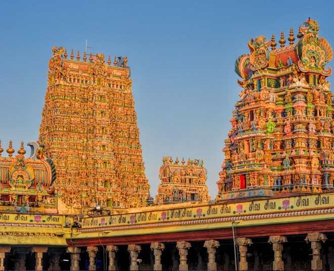 meenakshi templem
