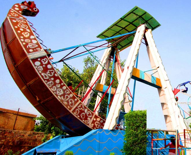 name list amusement park in gurugram