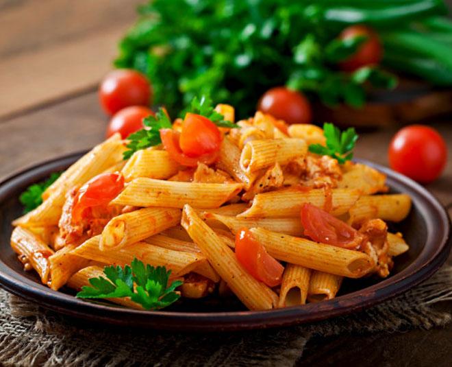 pasta left over Main
